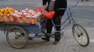 <i>carribici</i> con fruta