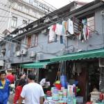 Mercado en Nanjing Road