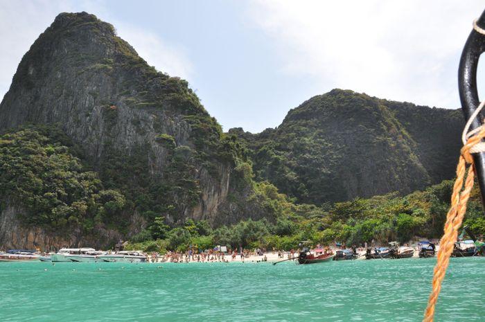 Koh Phi Phi Maya Beach
