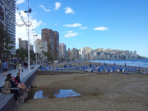 Beniyork – la costa española por los aires
